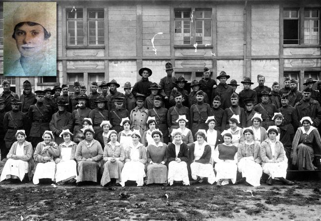 Hospital Staff, Camp Lee
