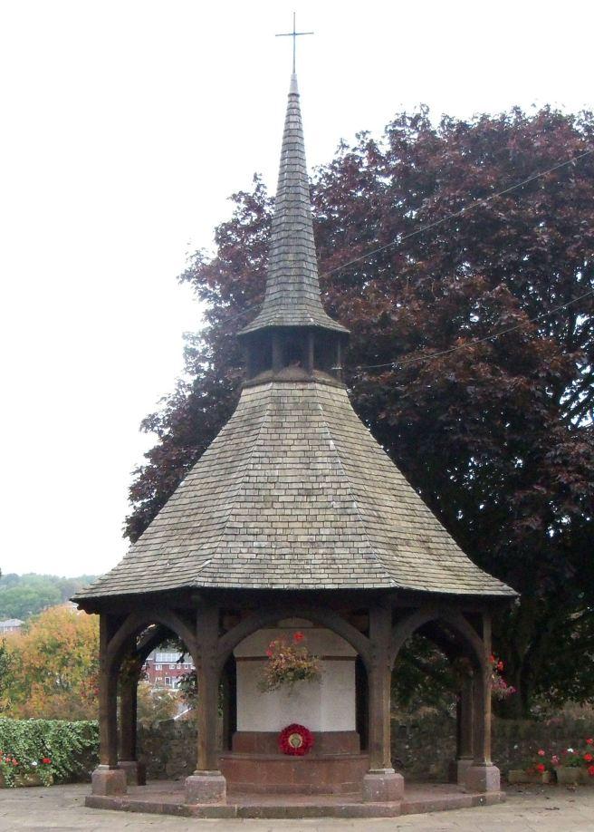 Crediton Town and Hamlets War Memorial