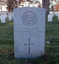 Private Elmer Robert Darrock, Royal Marine Light Infantry