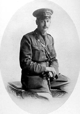 Captain Angus Alexander Mackintosh of Mackintosh, younger