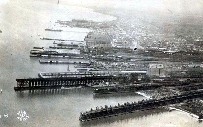 Newport News Coal Piers