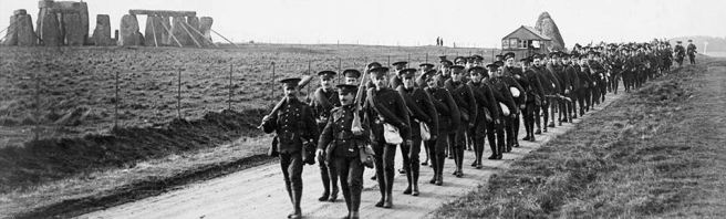 10th Battalion (Canadians) - Stonehenge