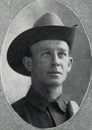 Sergeant Norman Travers Simpkin, 2nd Australian Light Horse Regiment