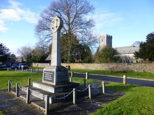 St Nicholas War Memorial, Glamorgan
