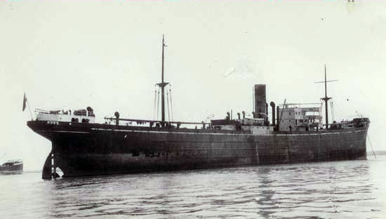 SS Kerry Range