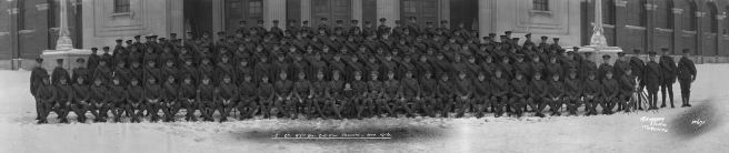 'C' Company, 97th Battalion, March 1916