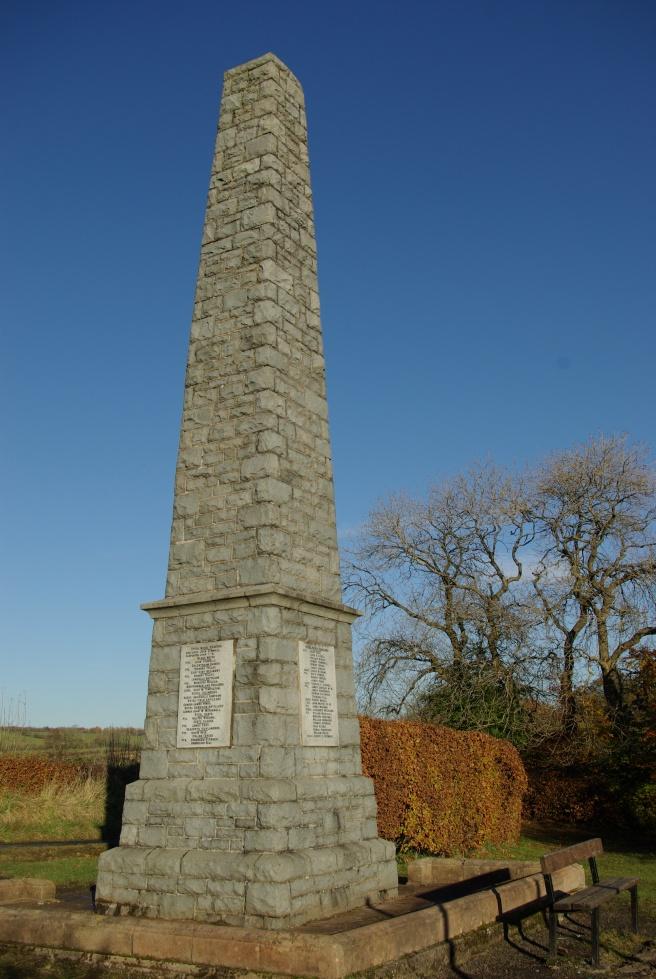 Catrine War Memorial
