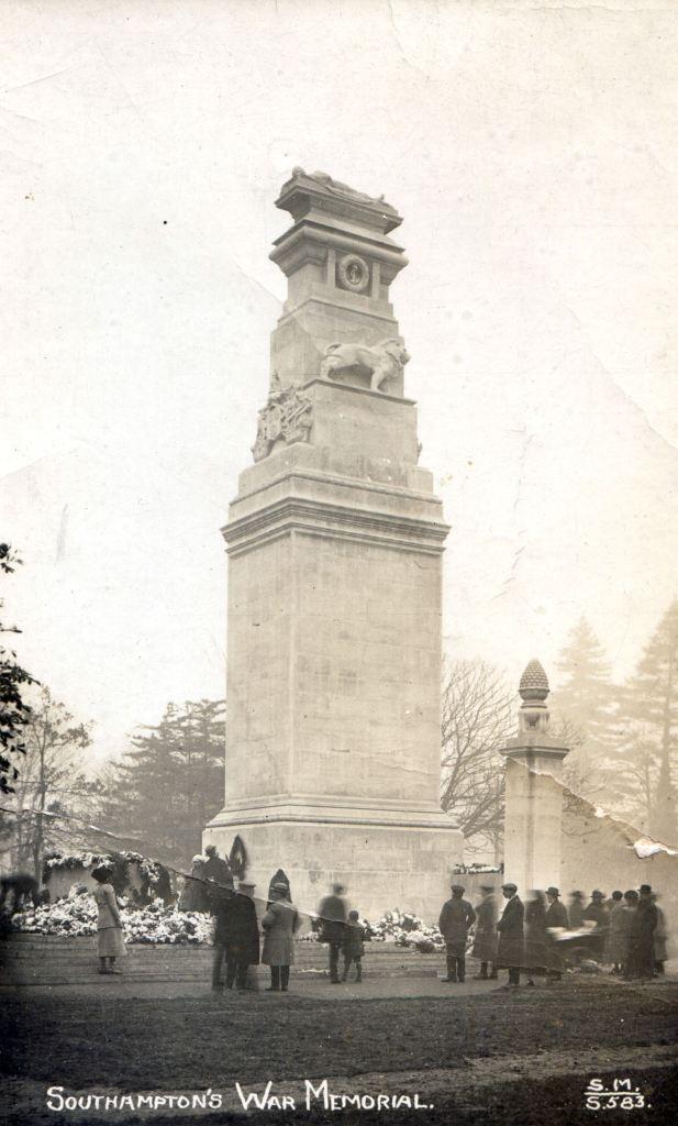 Southampton War Memorial