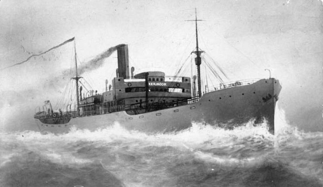 SS Kermoor, commissioned as the USS Kermoor