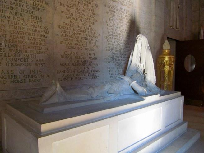 'The Sacrifice', Memorial Church of Harvard University