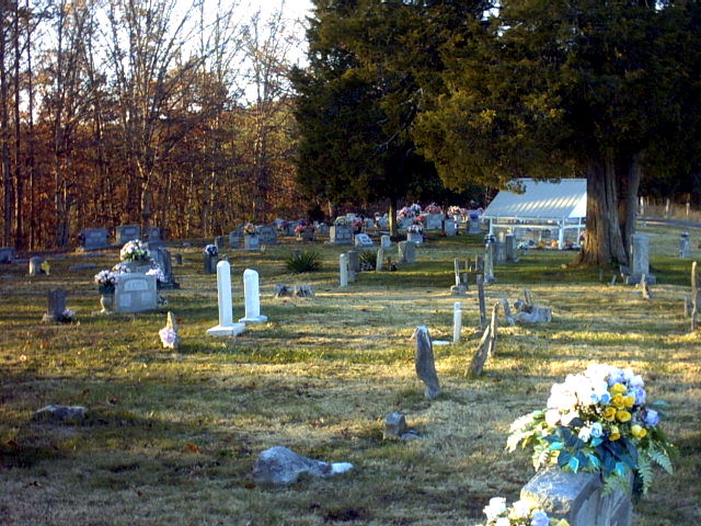 Short Creek Cemetery, McMinn County