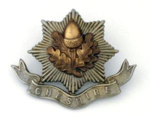 The Cheshire Regiment