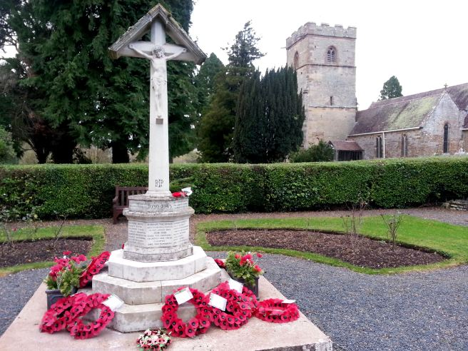 Colwall War Memorial