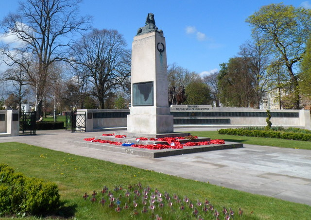Gloucester City War Memorial