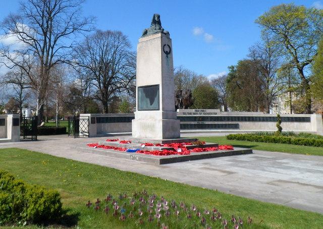 Gloucester City War Memorial