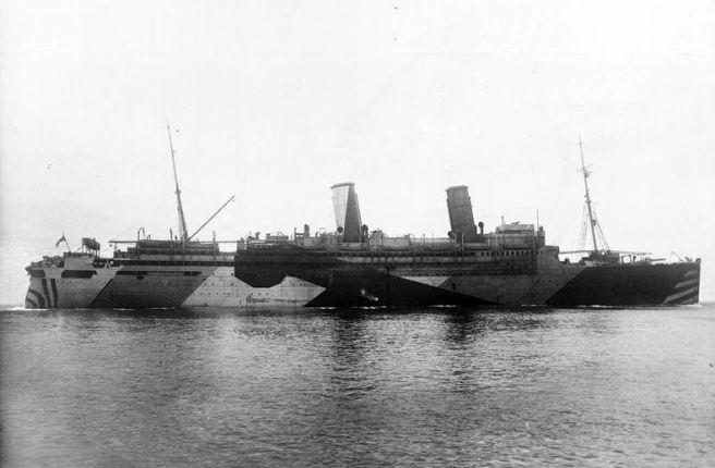 HMS Alsatian