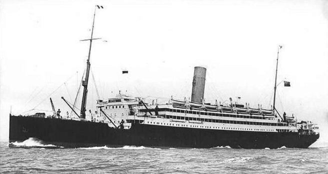 HMS Andes