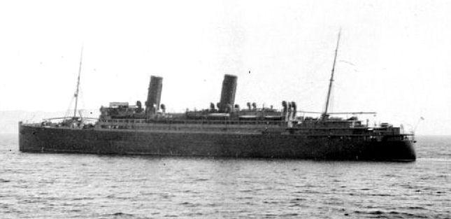 HMS Calgarian