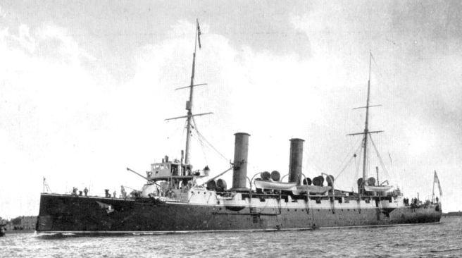 HMS Charybdis
