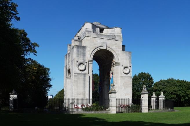 Leicester War Memorial