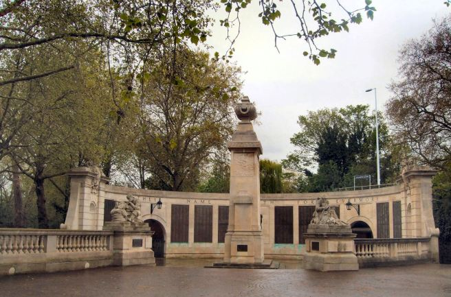 The Cenotaph, Portsmouth