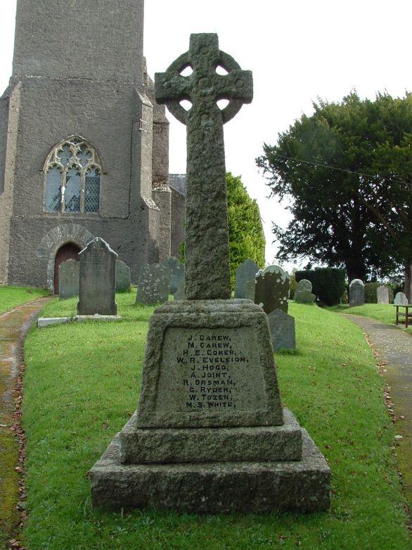 Rattery War Memorial