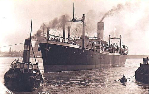 SS Diomed