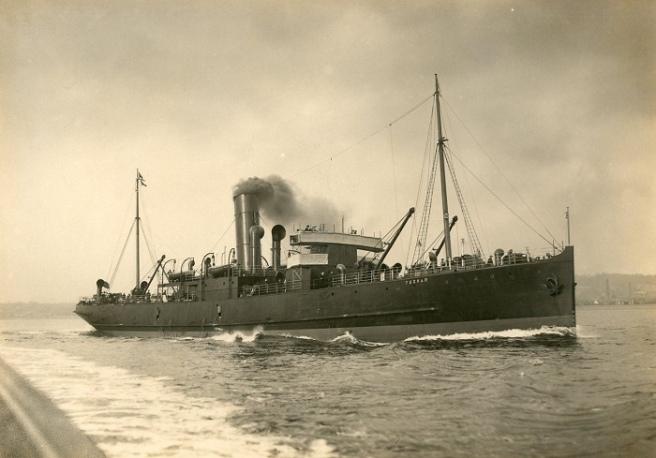 SS Tuskar