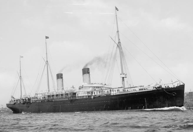 HMS Teutonic