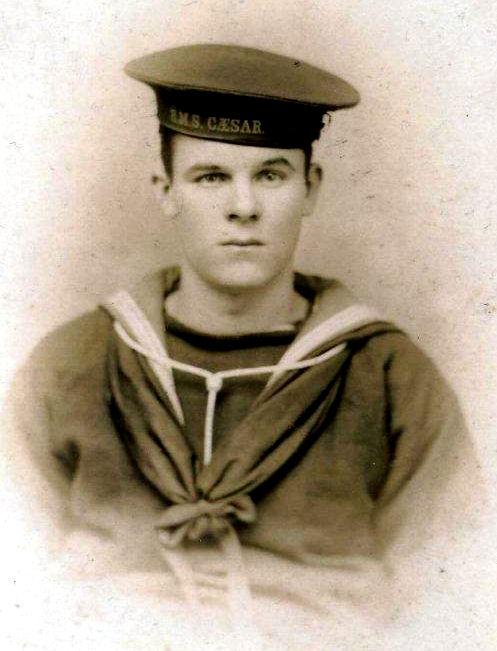 Leading Seaman Sam Gordon Wills