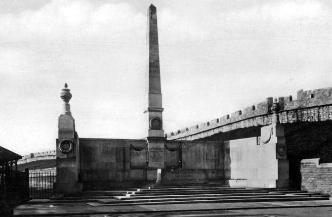 North Eastern Railway Memorial, York