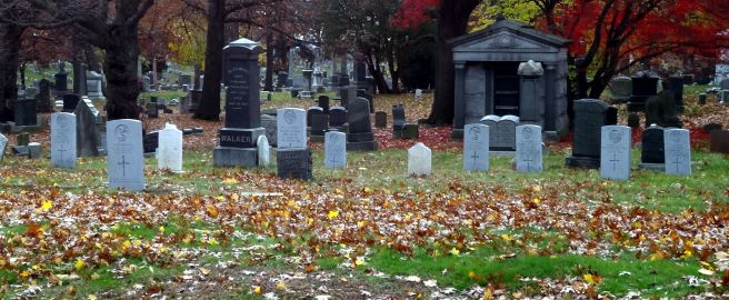 Seamen's Church Institute Plot, The Evergreens Cemetery, Brooklyn
