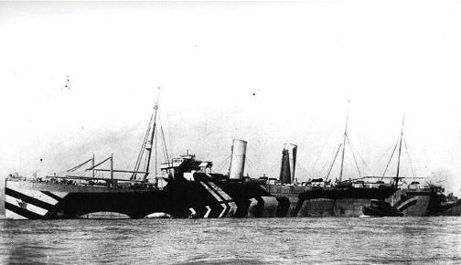 SS Belgic