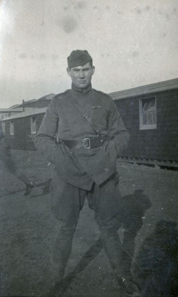 Second Lieutenant Evanda Berkeley Garnett