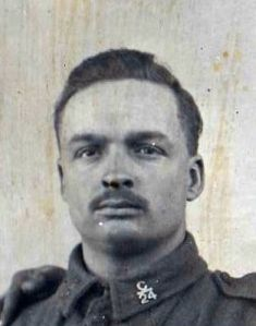 Private Frank George Laramie