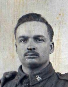 Private Frank George Laramie