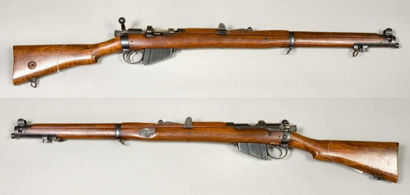 Short Magazine Lee Enfield No.1 Mk3