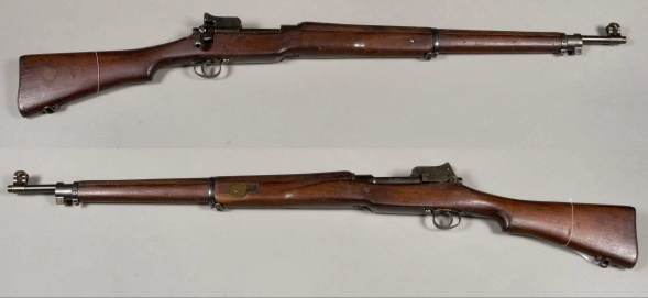 The P14 Rifle